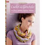 Cuellos De Ganchillo Con Flores, Granny Squares, Trenzas...