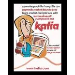 Aprende Ganchillo con Katia (1 DVD)