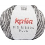Big Ribbon Plus 114 - Negro-Gris