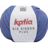 Big Ribbon Plus 115 - Azul-Fucsia