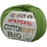 Cotton Soft Bio 120/100 - Fucsia