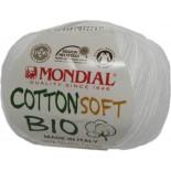Cotton Soft Bio 100/160 - Blanco