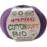 Cotton Soft Bio 695 - Malva