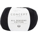 All Seasons Cotton 2 - Negro