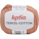 Tencel-Cotton 18 - Salmón