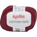 Cottón 100% 54 - Granate
