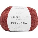 Polynesia 71 - Rojo anaranjado