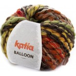 Balloon 52 - Teja-Verde-Amarillo-Marron