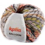 Balloon 53 - Beige-Gris-Naranja