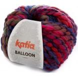 Balloon 55 - Rojo-Azul-Morado