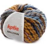 Balloon 56 - Camel-Celeste-Mostaza