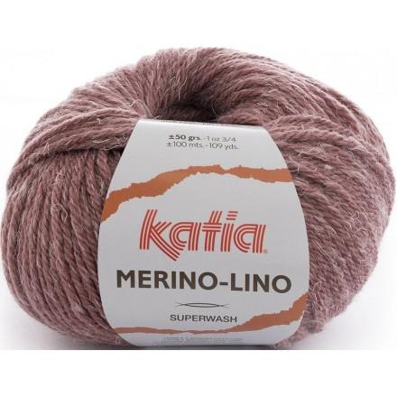 Merino-Lino 517 - Rosa