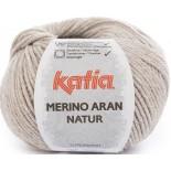 Merino Aran Natur 300 - Crudo