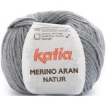 Merino Aran Natur 303 - Celeste