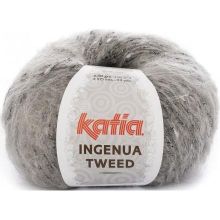 Ingenua Tweed 103 - Gris/Blanco/Negro