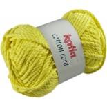 Cotton Cord 54 Amarillo